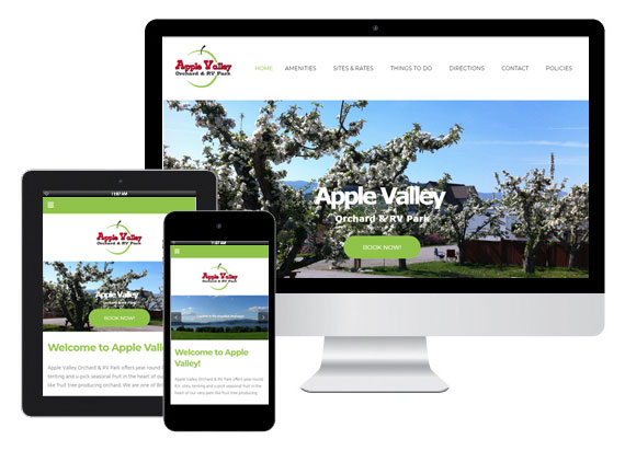 Apple Valley Orchard & RV Park image
