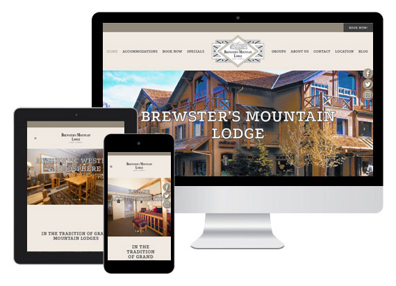 Featured Design: Brewster Mountain Lodge