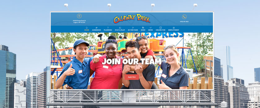 Featured Design: Calaway Park