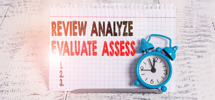 Review, Analyze, Evaluate, Assess website
